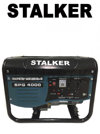 STALKER SPG 4000 генератор бензиновый