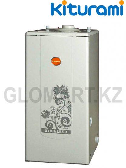 Газовый котел Kiturami STSG-17 из нержавеющей стали, 200 м², 11 л/мин