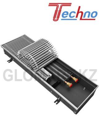Конвектор внутрипольный Техно КВЗВ 250*85*800 с вентилятором
