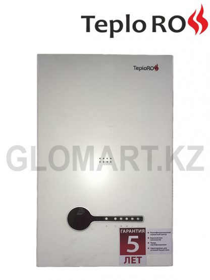 Газовый котел ТеплоРОСС AGB 30DF, до 300 м², 16 л/мин