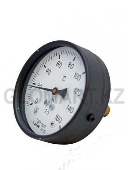 Термометр биметаллический ТБП-100 до 160°С