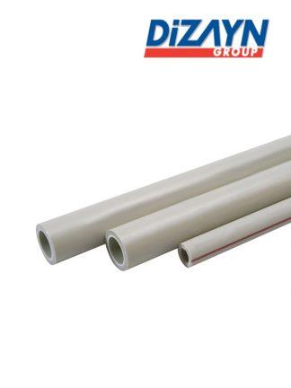 Пластиковая труба для воды П/П Dizayn 20 x 3.4 mm