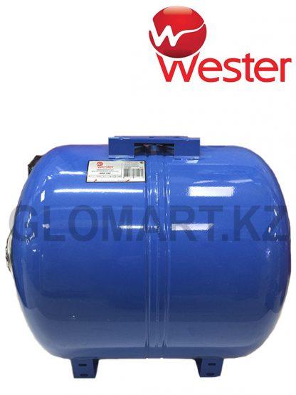 Расширительный бак для насосов Wester 100 л (Россия)