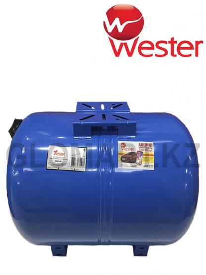 Расширительный бак для насосов Wester 80 л (Россия)