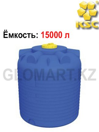 Емкость для пищевых и технических нужд 15000 л