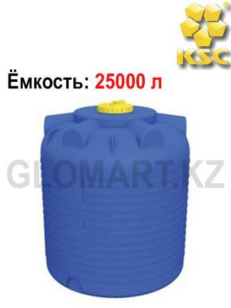 Емкость для пищевых и технических нужд 25000 л