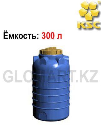 Емкость для воды или технических жидкостей на 300л