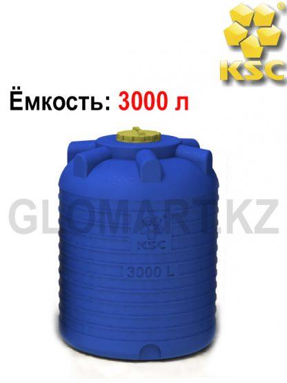 Емкость для пищевых и технических нужд 3000 л