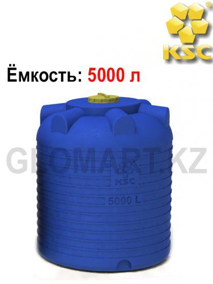 Емкость для воды или топлива - 5000 л
