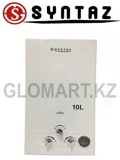 Проточный газовый водонагреватель Syntaz OTK-10L
