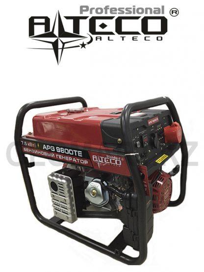 Бензиновый генератор Alteco Standard APG-9800TE(N)