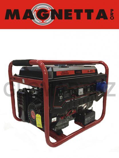 Магнетта Генератор бензиновый GFE 6500 (Magnetta)