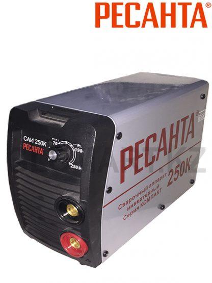 Сварочный аппарат инверторный Ресанта САИ 250К