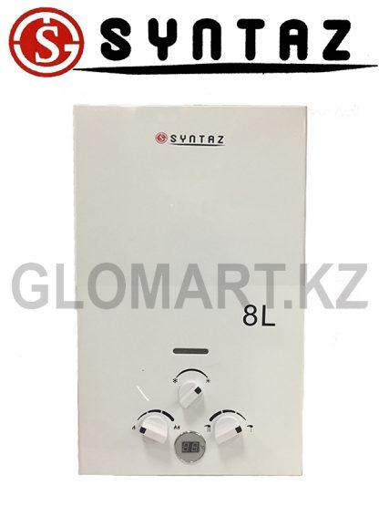 Проточный газовый водонагреватель Syntaz OT-8L