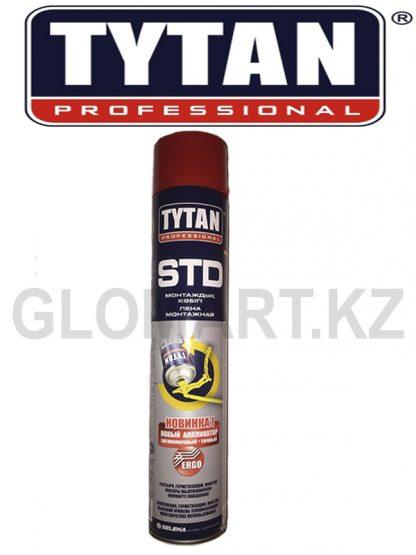 Tytan Professional пена монтажная STD с новым аппликатором ERGO