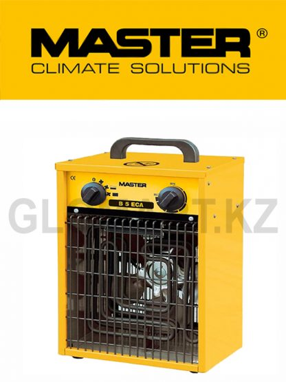 Мастер электрический калорифер В 5 ЕСА (5кВт)