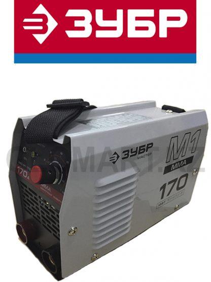 Сварочный аппарат инверторный ЗУБР, ЗАС-М1-170