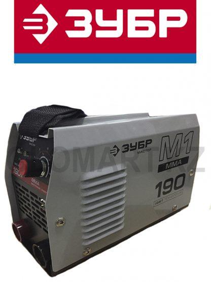 Сварочный аппарат инверторный ЗУБР, ЗАС-М1-190