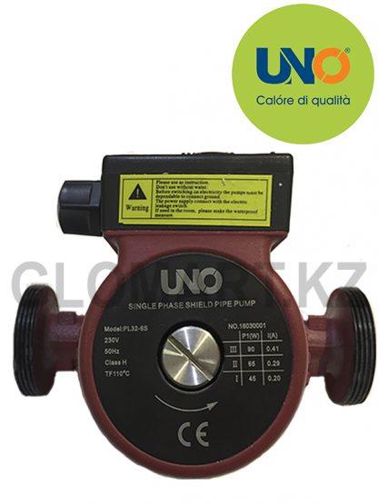 Насос циркуляционный UNO 32-6S/180 с фланцами 3-х скоростной