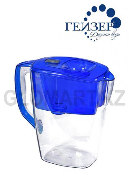 Гейзер Фильтр-кувшин Геркулес (синий)