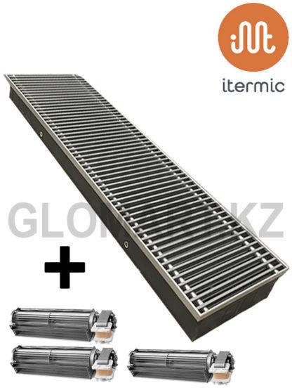 Конвектор внутрипольный Itermic ITTBZ 250*75*1300
